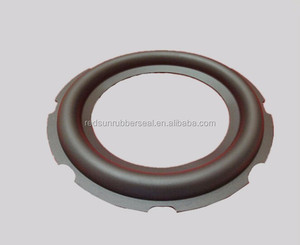 Rubber Product Rubber Gasket Rubber Ring For Active Speaker