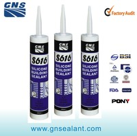 liquid natural cure automotive silicone sealant