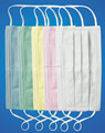Factory wholesale disposable medical protective 3ply nonwoven face mask with earloop or tie on