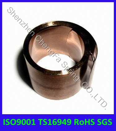 ISO9001,TS16949 variable force spring