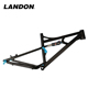 professional factory 29er suspension frame alloy 6061 bicycle frame