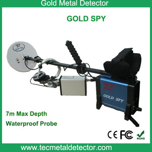 7m Detecting Gold detector and under ground metal detector deep detection Gold Spy
