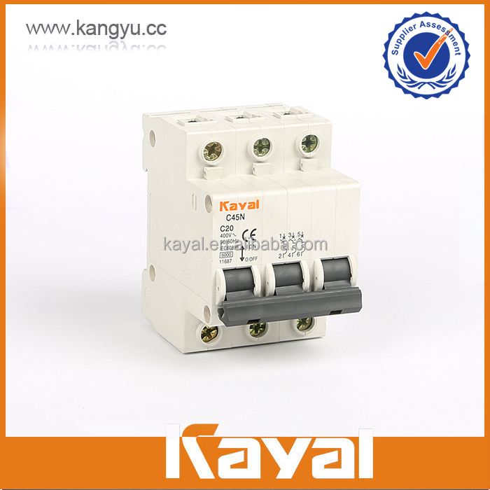Professional Air conditioner 1.5p 30a compressor circuit breaker