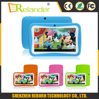 7 inch Quad Core Children Kids Tablet 8GB RK3126 Android 5.1 MID with Educational Games App Birthday Gift