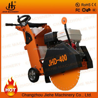 Best Portable brick and concrete saw with Honda GX390 400mm Blade 180mm Cutting Depth(JHD-400)