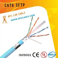 cable 26AWG Stranded Cat6 BC rj45-rj45