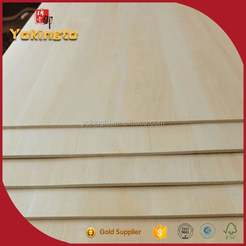 Solid wood timber pine lumber finger joint wood board wall panel