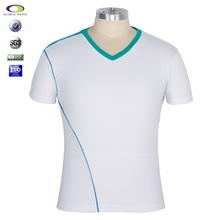 Cheap high quality sublimation t shirts blank made in china factory