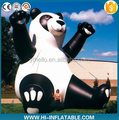 <strong>Inflatable</strong> walking cartoon character for advertising,<strong>inflatable</strong> panda advertising cartoon