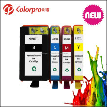 Five starts remanufactured ink cartridge for hp 920XL used for HP Officejet Pro:6000 6500