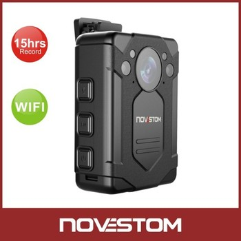Newest low power consumption 15hours recorder video police video action camera for law enforcement NVST