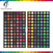 Name brand cosmetics 168 colors eye shadow eyeshadow kit