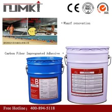 carbon fiber surface adhesive for Carbon Fiber Composite crack sealing compound non adhesive tape