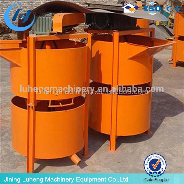 electrical concrete mixer Vertical-shaft Mortar Mixer on sale
