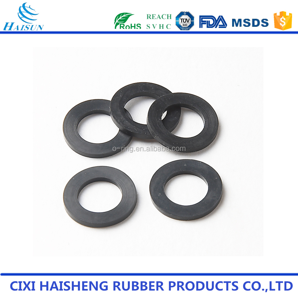 China manufacturer sealing rubber o-ring flat washers gaskets