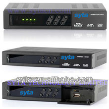 DVB-T tv high definition set top boxes Software upgrade via USB