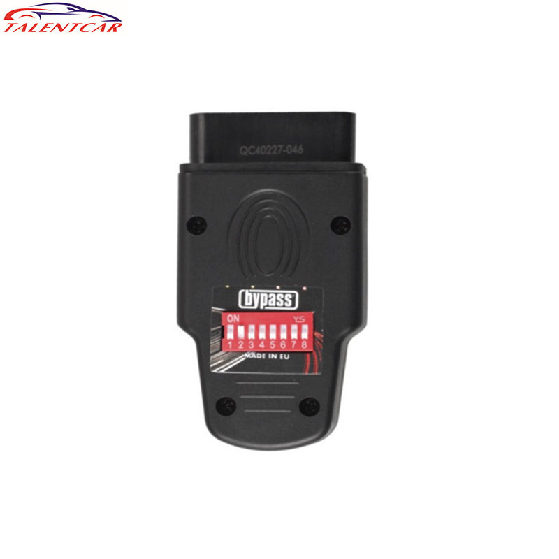 Hot Selling Car Key Programmer Immobilizer Bypass ECU Unlock immobilize Tool Bypass VAG IMMO Bypass For Skoda Seat VW Immo off