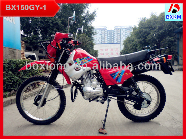 Nova gas powered 200cc dirt bike elétrica para a venda quente