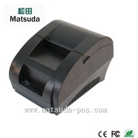 Most hot pos 58 android thermal receipt printer with driver for retail or wholesale pos system terminal