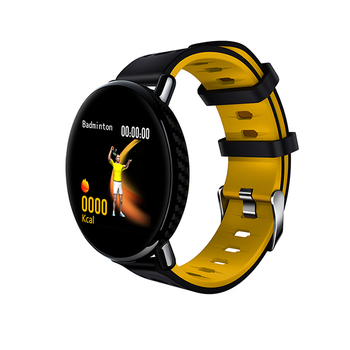 Hot selling round display ip68 Waterproof android gps smart watch