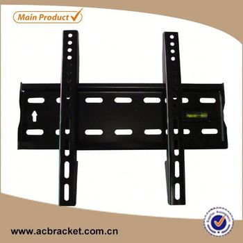 FACTORY WHOLESALE!! CE Certificated powder coated mild steel collapsible kitchen tv support shelf bracket