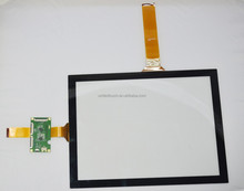G+G 15''(4:3) USB interface project capacitive touch screen apply for touch monitor,all in one pc,Kiosk and ATM