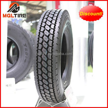 China commercial truck tire 11R22.5, 295/75R22.5,11R24.5, 315/80R22.5 wholesale