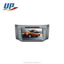 Touch Screen 8 inch sylphy bluebird dvd player with GPS, RADIO,BLUETOOTH
