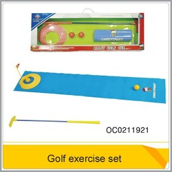 New mini indoor toy plastic practice golf balls OC0211921