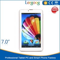 7 inch dual camera sim android tablet touch screen mini pc