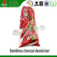 Chinese image Red Chilli activated carbon natural bamboo charcoal