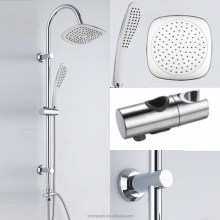 SYT-1028C Stainless Steel shower Kits,rain shower set with hand shower head
