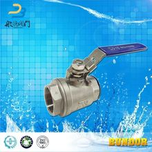 1 Mini Full Bore Ball Valve