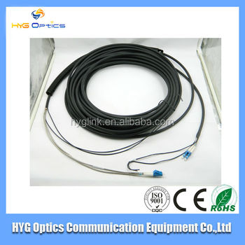 Manufacture supply FTTA (Fiber To The Antenna) Patch Cord Optical DLC/PC DLC/PC fiber patch cord 50m