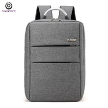 China Supplier Waterproof Business Backpack bag with USB port waterproof anti theft for Men Mochila