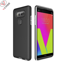 Mobile Phone Accessories Case for LG v20, Hard PC with Soft TPU in One Phone Sleeve, Leather Phone Accessories Mobile Case