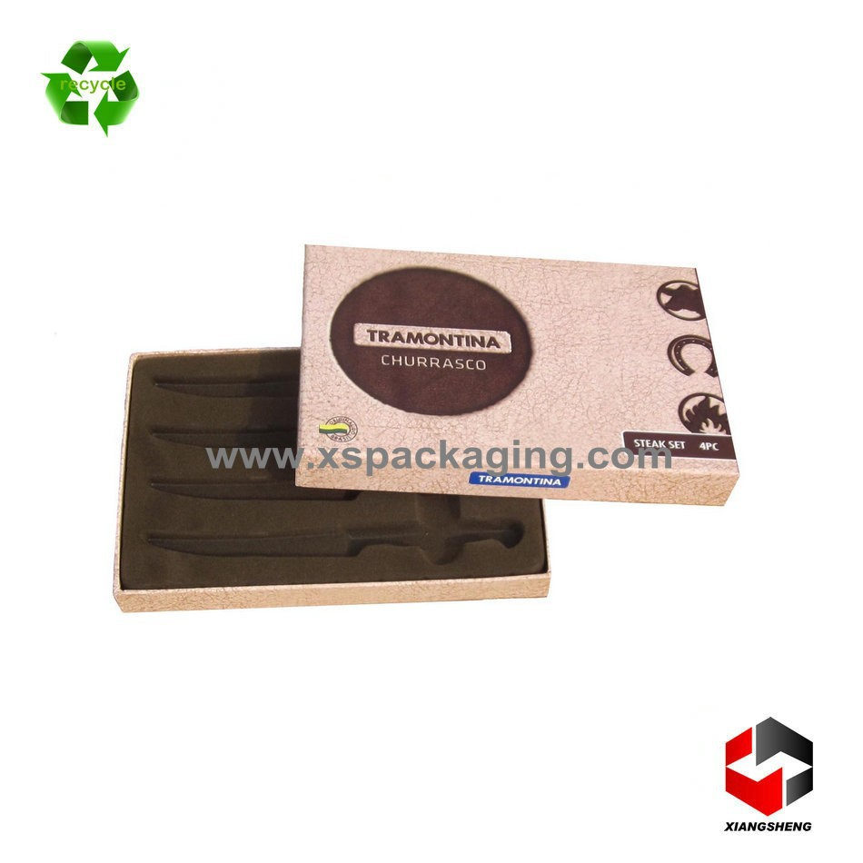 High Quality Custom Made Paper Cardboard Gift Box with top lid and bottom