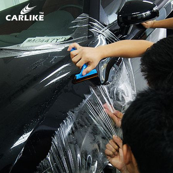 1.52x15M TPU Material PPF Transparent Car Body Paint Protection Film