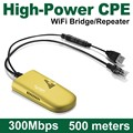 VONETS 300Mbps High Power long distance CPE rj45 Wireless Vhf Repeater Antenna