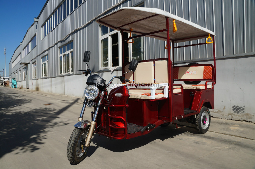 Electric auto rickshaws/E rickshaws for sale