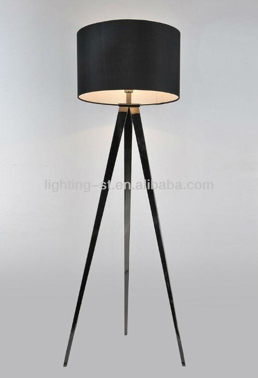 Modern Black White Standing Floor Lamps Unique Floor