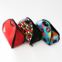 Promotional funky cooler school lunch bag