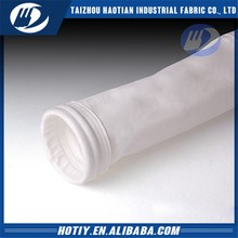 China professional manufacture nonwoven polyester fabric liquid filter bag
