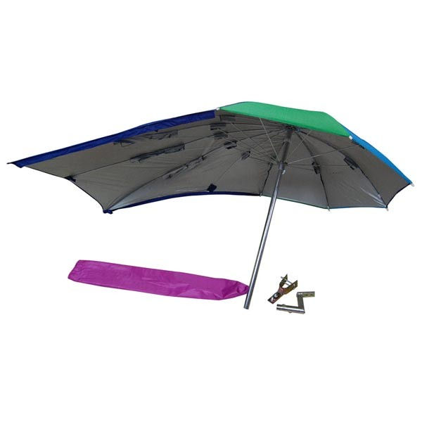 Factory price sell oxford fabric scooter tricycle umbrella