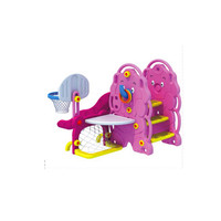 Children sports playground kids play set slide