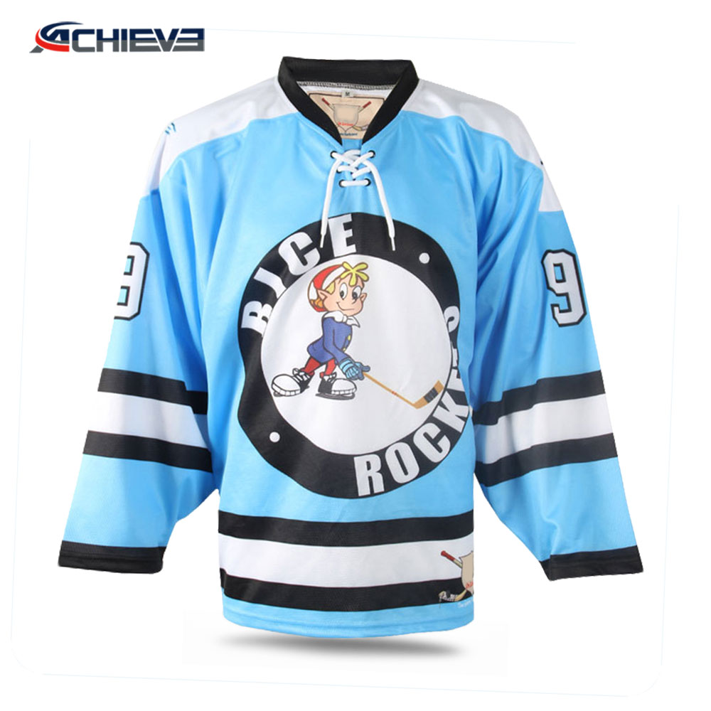 Custom ice hockey jersey,pittsburgh penguins jersey/plastic pants