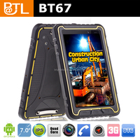YZ0225 BATL BT67 450nit 10000mAh ip67 tablet pc with 3g phone call function