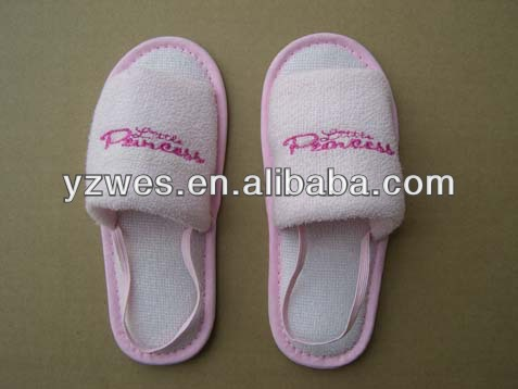 Mass production slap-up comfortable children slippers