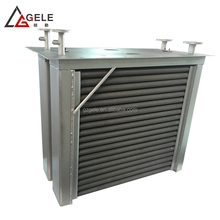 Gele customized plate-type heat exchanger for drying bleached and dyed thread, yarn in dyeing factory