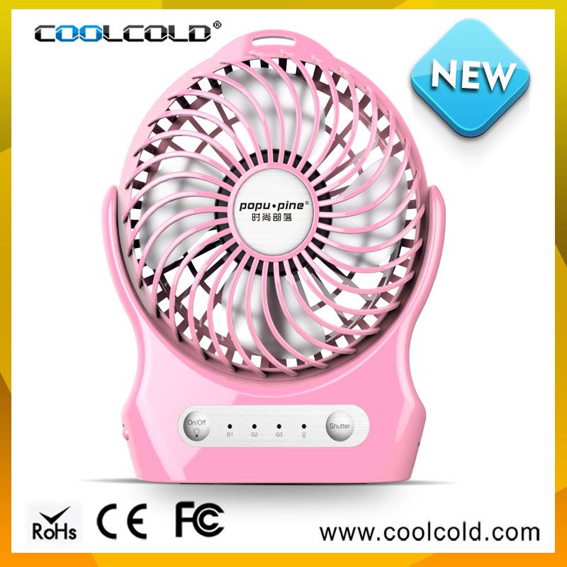 Mini portable desktop mini laptop usb cooling fan
